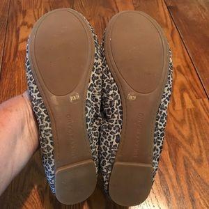 Lucky Brand Shoes - Lucky Brand Leopard Print Emmie Ballet Flat.